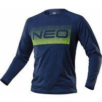 Kurtki i kamizelki ochronne, Koszulka robocza z długim rękawem NEO Premium 81-619-L (rozmiar L)