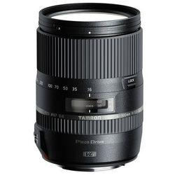 Tamron obiektyw 16-300 mm f/3.5-6.3 Di II VC PZD (Nikon) + Velbon statyw EX-macro