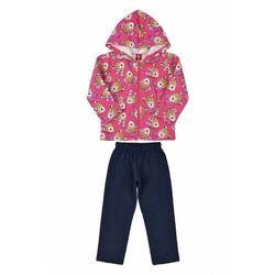 Komplet dziewczęcy bluza+spodnie 3P39AB Oferta ważna tylko do 2023-11-04