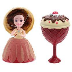 GELATO Pachnąca Laleczka Babeczka Cupcake TMToys Rose