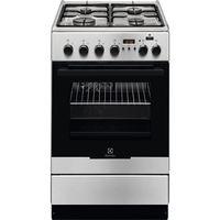 Kuchnie gazowo-elektryczne, Kuchnia ELECTROLUX EKK54952OX. Klasa energetyczna A