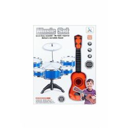 Instrumenty muzyczne - Perkusja 1Y37I2 Oferta ważna tylko do 2023-04-03