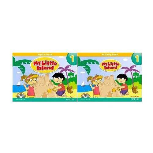 Książki do nauki języka, My Little Island 1, Pupil&#39s Book (podręcznik) plus CD-ROM (opr. miękka)