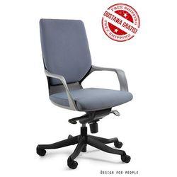 Fotel Unique APOLLO M czarny/ciemny szary 18 KOLORÓW Negocjuj Cenę