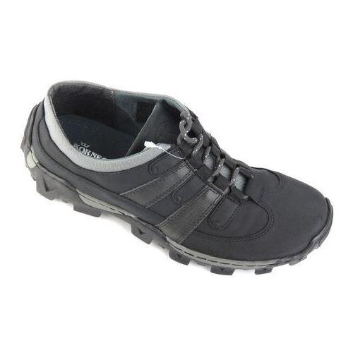 Damskie obuwie sportowe, Półbuty damskie trekkingowe Kornecki 2308