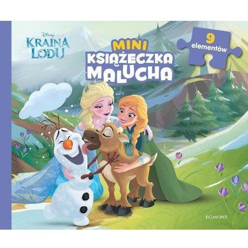 Książki dla dzieci, Kraina Lodu Miniksiążeczka malucha - Praca zbiorowa