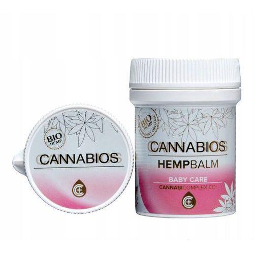 Balsamy i emulsje dla dzieci, Balsam Konopny dla Dzieci BABY CARE Cannabios, 50 ml