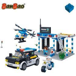 BanBao Garaż policyjny, 7002 Darmowa wysyłka i zwroty
