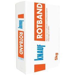 Tynk gipsowy ręczny ROTBAND Biały 5 kg KNAUF