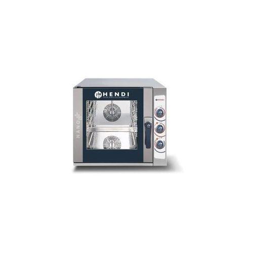 Piece i płyty grzejne gastronomiczne, Hendi Piec konwekcyjno-parowy   5x GN 2/3   elektryczny   sterowanie manualne - kod Product ID