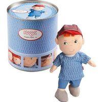 Lalki dla dzieci, Miękka lalka Miro, w puszce