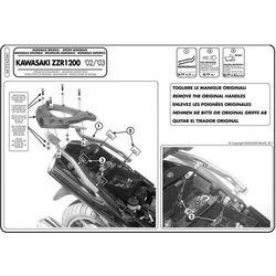 Stelaż Kappa KZ441 Kawasaki ZZR 1200 02-05