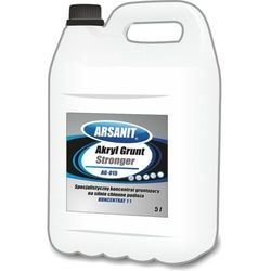 Specjalistyczny koncentrat gruntujący ARSANIT AkrylGrunt Stronger
