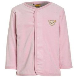 Steiff Collection 1/1 ARM BABY NEWBORN WINTER COLOR Bluza rozpinana pink nectar rose