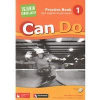 Książki do nauki języka, Can Do 1 Practice book + CD Język angielski dla gimnazjum (opr. miękka)