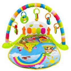 Interaktywna mata edukacyjna z zabawkami + pianino iBaby BM6016-2 Maty (-10%)