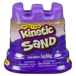 Kinetic Sand Foremka piasek kinetyczny 141g fioletowy Spin Master 6035812