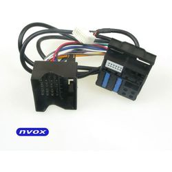 NVOX CAB1080A BMW 12PIN Kabel do zmieniarki cyfrowej emulatora MP3 USB SD BMW 12PIN