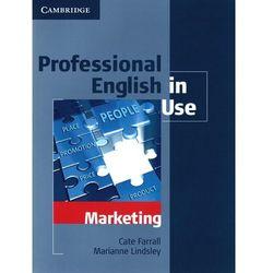 Professional English in Use (opr. miękka)