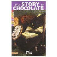 Książki do nauki języka, The story of chocolate level one (opr. miękka)