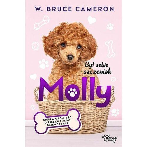 Książki dla dzieci, Był sobie szczeniak. Molly (opr. miękka)
