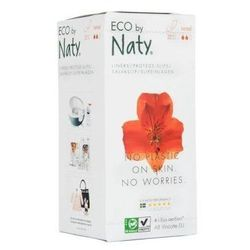 NATY Wkładki higieniczne ekologiczne NORMAL 32szt