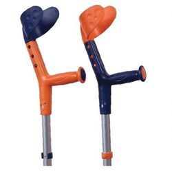 Kule łokciowe zestaw dla dzieci regulowane od 115 do 155cm wzrostu