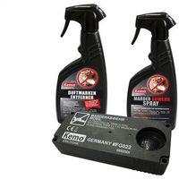 Środki na szkodniki, Odstraszacz kun samochodowy na baterie i preparaty KEMO.