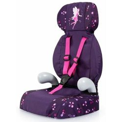 Bayer Design fotelik samochodowy dla lalki Deluxe fioletowy