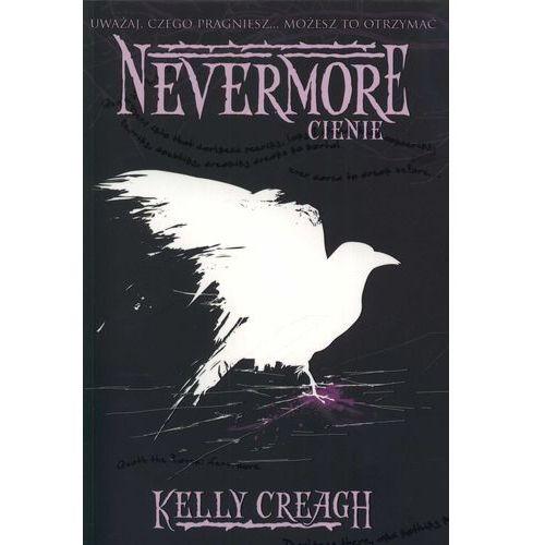 Literatura młodzieżowa, Nevermore Cienie (opr. miękka)