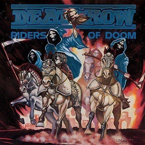 Pozostała muzyka rozrywkowa, RIDERS OF DOOM - Deathrow (Płyta winylowa)