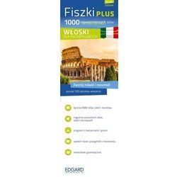 FISZKI PLUS 1000 NAJWAŻNIEJSZYCH SŁÓW WŁOSKI DLA POCZĄTKUJĄCYCH + CD (opr. kartonowa)