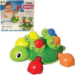 Żółwie brzdące, zabawka do kąpieli