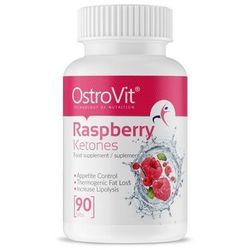 Spalacz tłuszczu OSTROVIT Raspberry Ketones KETONY 90tab