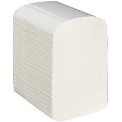 Papier toaletowy w składce Merida TOP 2 warstwy 9000 szt. biały