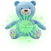 Pozostałe zabawki, CHICCO Miś z projektorem niebieski (00008015200000)