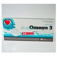 Witaminy i minerały, OLIMP OMEGA3 MOCNE SERCE 60 kaps