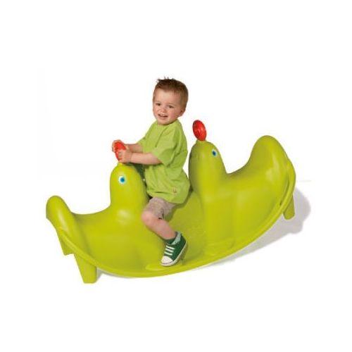 Zabawki bujane, SMOBY Huśtawka Bujak Foczki Zielone