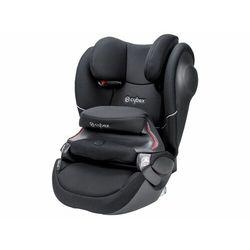 CYBEX Fotelik dziecięcy samochodowy Pallasfix M-Fix SL grupa I-III, 9-36 kg (Czarny)