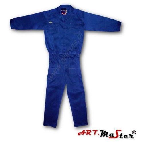 Kombinezony i spodnie robocze, COMFORT ubranie robocze komplet spodnie do pasa art master 188/ 82-86/ 96 zielony