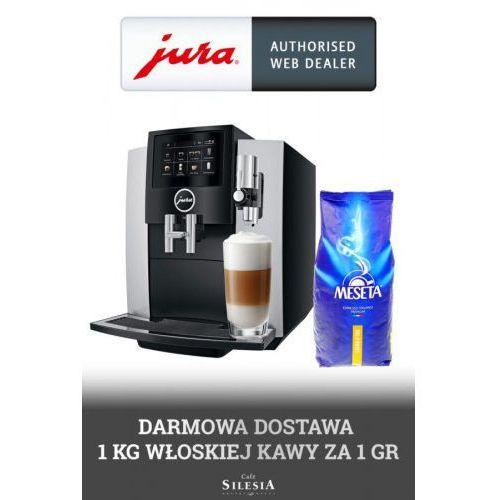 Ekspresy do kawy, Jura S8
