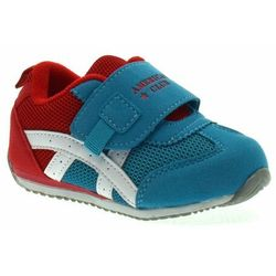 Buty sportowe dla dzieci American Club ES14/21 Blue