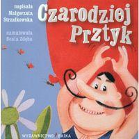 Książki dla dzieci, Czarodziej Prztyk Bajeczki dla maluszka 8 . (opr. kartonowa)