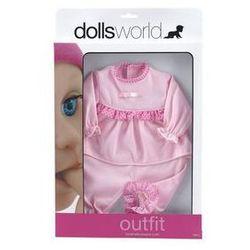Akcesoria ubranka deluxe modne wzory różowe kwiatki