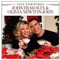 Pozostała muzyka rozrywkowa, Christmas Album - John Travolta, Olivia Newton John (Płyta CD)