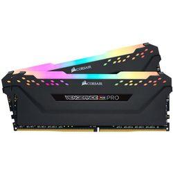 CORSAIR DDR4 Vengeance PRO RGB 16GB/3000(2*8GB) czarna CL16 CMW16GX4M2C3200C16