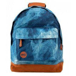 plecak MI-PAC - Premium Denim Acid Dye Blue (003) rozmiar: OS