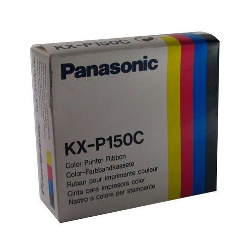 Eksploatacja telefaksów, oryginalna kaseta barwiąca Panasonic [KX-P150C]