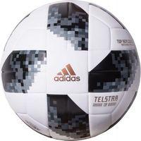 Piłka nożna, Piłka nożna adidas Telstar World Cup 2018 Russia Top Replique CE8091