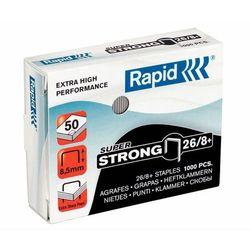 Zszywki Rapid Super Strong 26/8+ 1M - 24861600